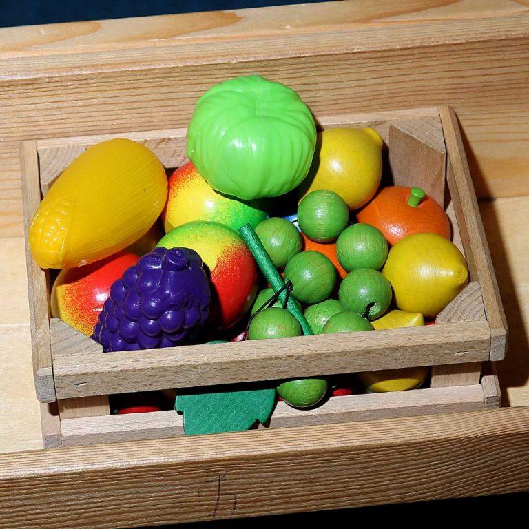 Obst-Kiste